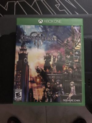 Kingdom hearts Xbox one for Sale in Miami, FL