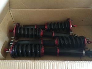 GS300 GS400 GS430 cxracing coils 16kg 12kg for Sale in San Jose, CA