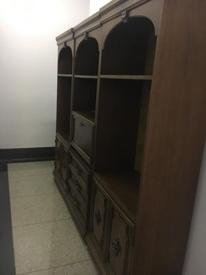 3 piece bookshelves for Sale in New York, NY