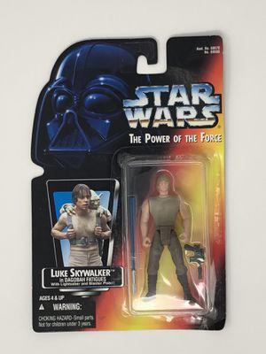 1997 Kenner Star Wars Luke Skywalker Toy for Sale in Houston, TX