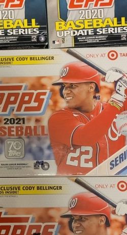 2021 Topps Baseball Mega And Booster for Sale in Marysville,  WA