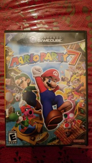Mario Party 7 (N. Gamecube) for Sale in Garland, TX