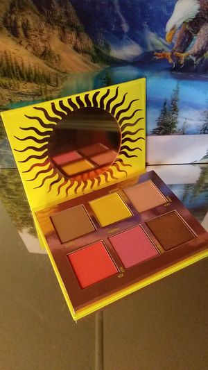 Lime Crime/Sunkissed Face Palette for Sale in Traverse City, MI