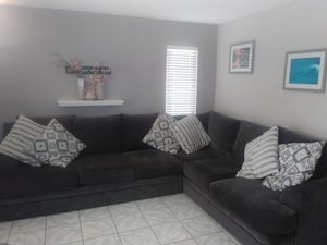 Pottery Barn Sectional Sofa for Sale in North Las Vegas, NV