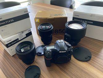 Nikon D850 Bundle for Sale in Aurora,  CO