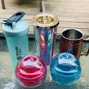 Tumbler/Mug/Blender Bottle Bundle for Sale in Barnhart, MO