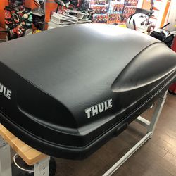 Thule Roof Rack Box 2016 Cargo Carrier for Sale in Chatsworth,  CA
