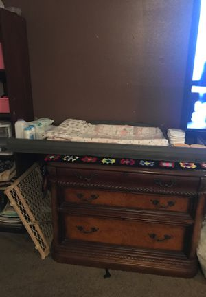 Changing table for Sale in Pasadena, TX