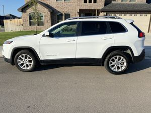 2017 jeep Cherokee for Sale in Midland, TX