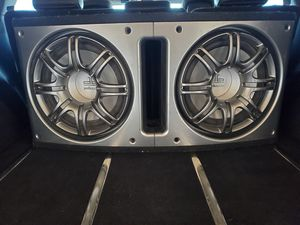 Polk Audio High end set...12 DB....custom set for Sale in Bullhead City, AZ