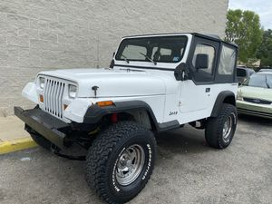 1991 Jeep Wrangler S Maryland Inspected for Sale in Waldorf, MD