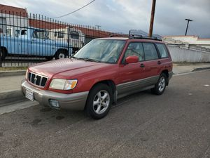 2002 subaru forester DONT WASTE TIME MAKING LOW OFFERS for Sale in Baldwin Park, CA