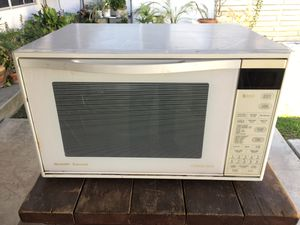 Sharp microwave for Sale in Upland, CA