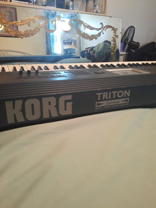 Korg Triton Piano.if interested you can reach me at {contact info removed}...