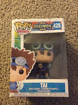 Tai from digimon for Sale in Encino, NM