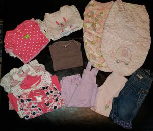 Baby girls clothes size 0-3 months for Sale in Boston, MA