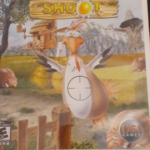 CHICKEN SHOOT (Nintendo Wii + Wii U) for Sale in Lewisville, TX