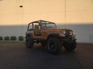 1980 Jeep CJ7 RENEGADE FACTORY V8 AUTOMATIC for Sale in Phoenix, AZ