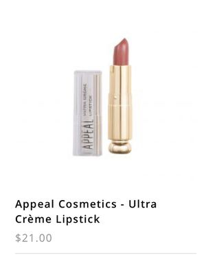 Appeal Creme Lipstick for Sale in Hollister, CA