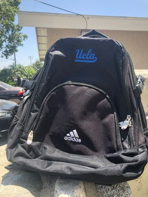 Large Adidas UCLA Black Backpack for Sale in Baldwin Park, CA