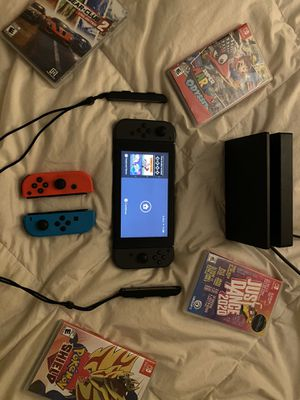 Nintendo switch for Sale in Los Alamitos, CA