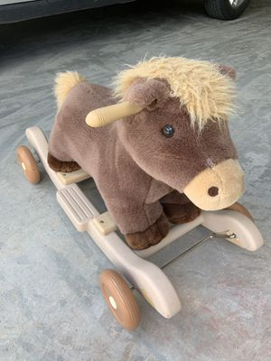 Horse rocking chair for kids for Sale in Lehi, UT