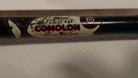Vintage Garcia Conolon Fishing Rod for Sale in SeaTac,  WA