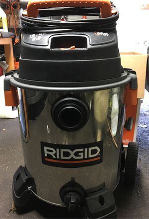Ridgid vacuum for Sale in Sanford, FL
