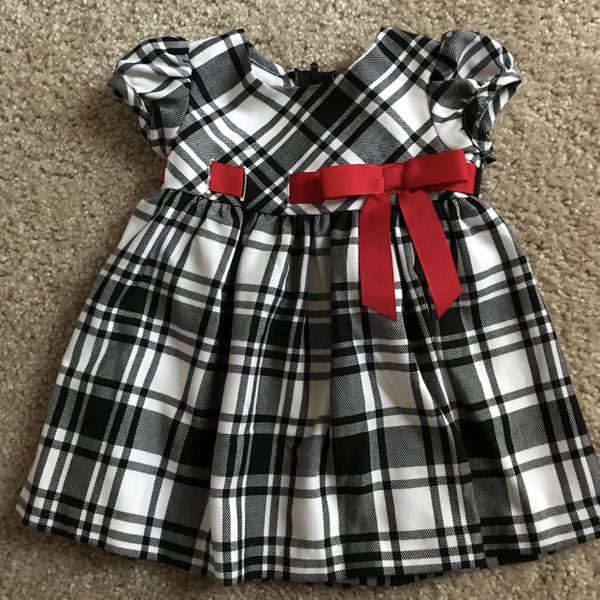 581594a71 Plaid Outfit for a Baby Girl for Sale in Virginia Beach, VA - OfferUp