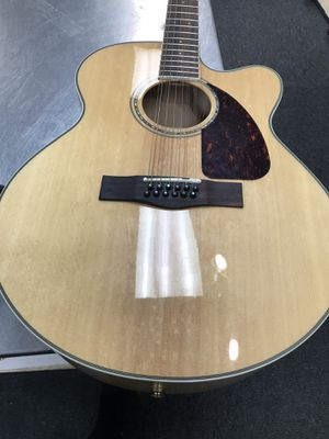 Fender CJ290SCE Guitar Acoustic for Sale in Raleigh, NC