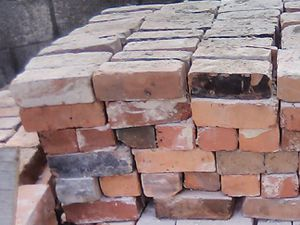 Antique bricks for Sale in Valley Grande, AL