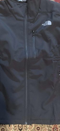 New Men Black The North Face Apex Bionic Soft Shell Jacket for Sale in Albany,  CA