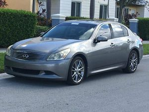 2007 INFINITI G35 Sedan for Sale in Hollywood, FL