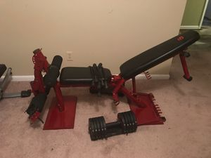 Work out bench for Sale in Hedgesville, WV