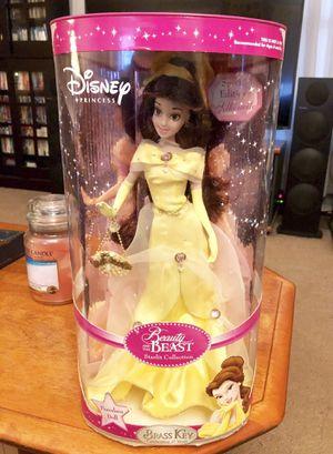 Disney Belle Porcelain Doll UNOPENED for Sale in Oak Lawn, IL