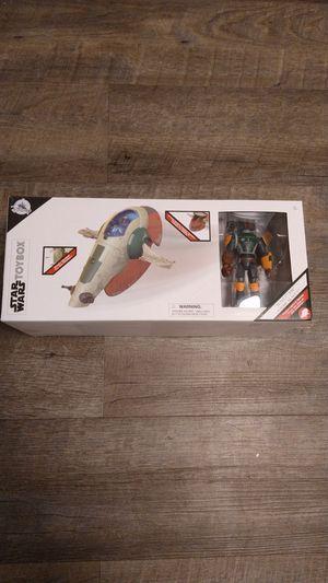 Star Wars Disney Toybox Boba Fett Slave 1 for Sale in San Marcos, CA