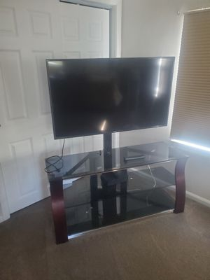 Samsung 50 inch TV with stand for Sale in Burlington, MA