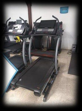 + Ready to work out! Did you see our N o r d i c T r a c k NordicTrack X22i incline trainer treadmill for Sale in Santa Ana, CA