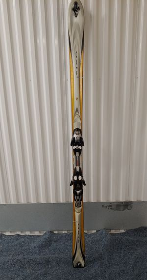 "K2 Mod X Pro 107-70-97 Skis 73"" with Salomon S912 bindings for Sale in Seattle, WA"