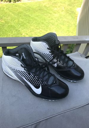 Men's size 12 football/lacrosse cleats for Sale in Concord, MA