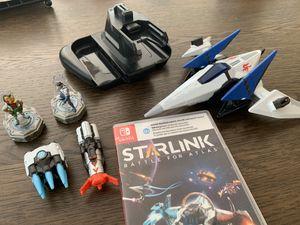 Nintendo switch Starlink battle for atlas-starter edition for Sale in West Springfield, VA