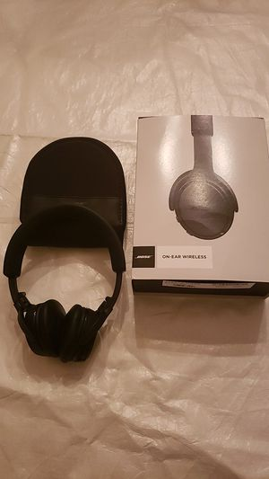 Brand new Bose On-Ear Wireless headphones for Sale in Woodbridge, VA