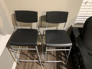 Bar chairs for Sale in Plano, TX
