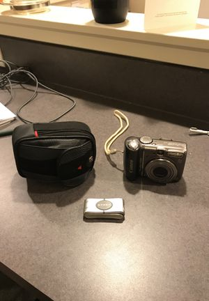 Canon PowerShot A590 IS Digital Camera for Sale in Seattle, WA