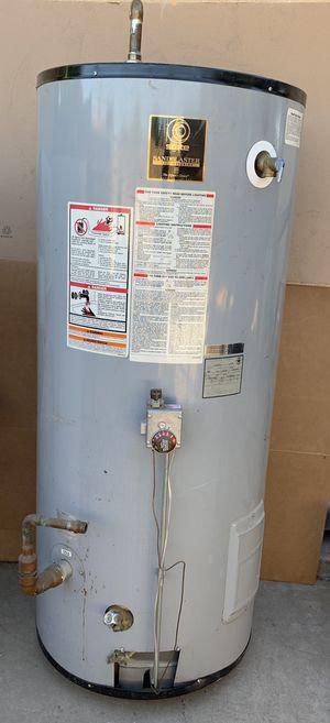 Sandblaster 75 gallon gas water heater for Sale in Modesto, CA