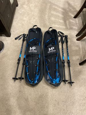 Snow Shoe (Set) Mountain Profile-Universal Size Medium $75 for both for Sale in Issaquah, WA