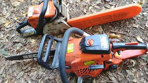 Two small arborist chainsaw Stihl and Echo for Sale in San Diego, CA