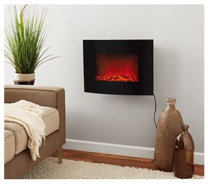 LED Fireplace (Mounted or Freestanding) for Sale in Fort Meade, MD