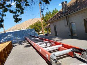 28 foot werner ladder for Sale in Salt Lake City, UT
