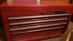 Craftman 4 drawer top chest for Sale in Staunton, VA
